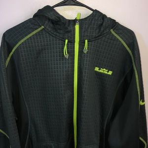 XL mens full zip Nike hoodie new without tags